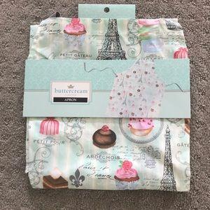 Accessories - Paris themed apron.